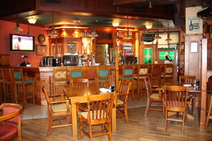 The Irish Pub & Restaurant