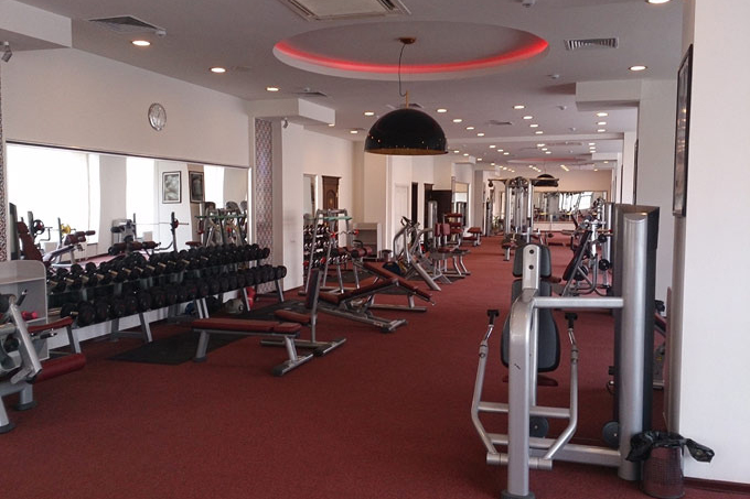 Life Fitness Elit Club
